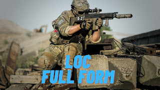 LOC Full Form - What Is The Full Form Of LOC?