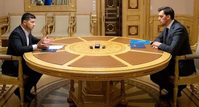 Заявление Гончарука об отставке оказалось фарсом