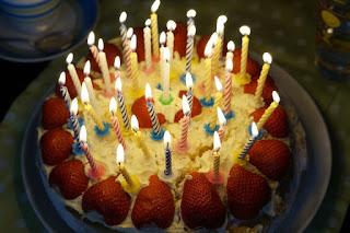 50+ Best Happy Birthday Images with Cake.