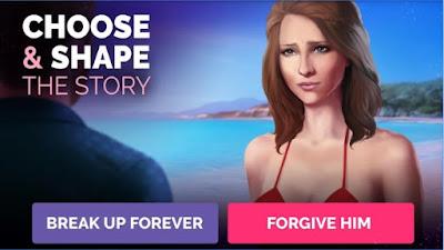 Linda Brown Interactive Story Mod Unlocked Apk v1.4.9