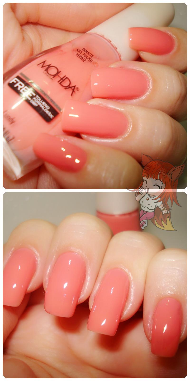 Esmalte Mohda :: Candy - Resenha