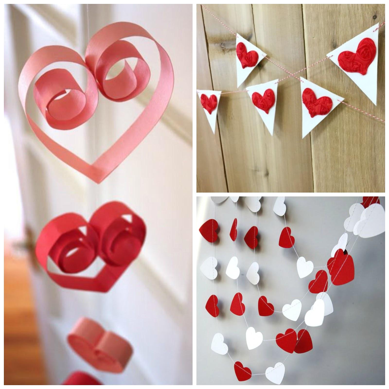 Blog and coffee ideas para san valent n for Ideas decoracion san valentin