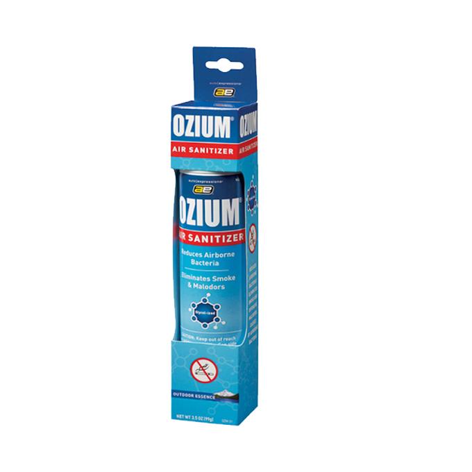 Bình xịt khử mùi Ozium Air Sanitizer Spray 3.5 - Outdoor Essence 100ml
