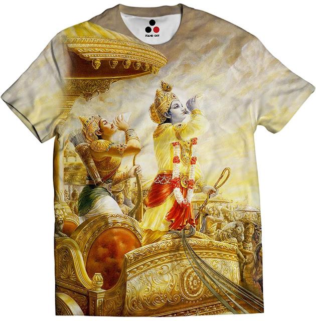 Hindu God 3D T-shirts