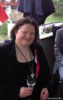 Gro Jeanette, syttende mai 2013.