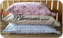 My Cottage Industry:  Pillowcases by Patsi Etsy Shop