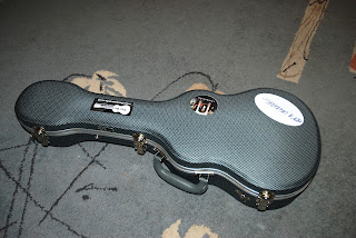 TGI hard shell ukulele case