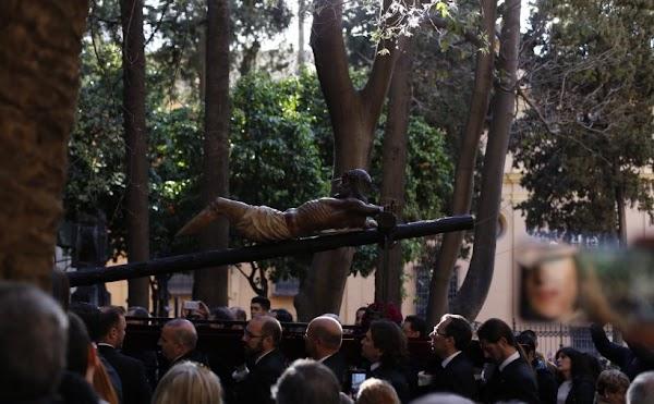 Cabildo en el Mutilado para decidir sobre la nueva advocación y vuelta al culto del crucificado