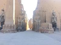 معبد الأقصر ، المعالم الأثرية في محافظة الأقصر