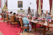 Presiden Jokowi Terima Komite FFI 2021