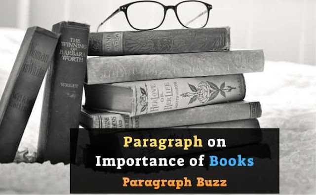 Paragraph on Importance of Book