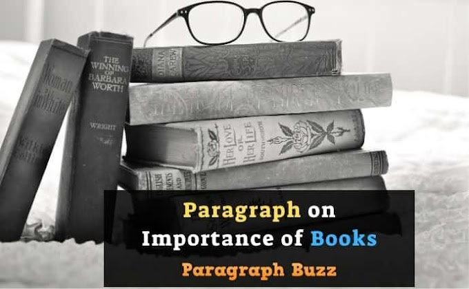 Paragraph on Importance of Book for Students