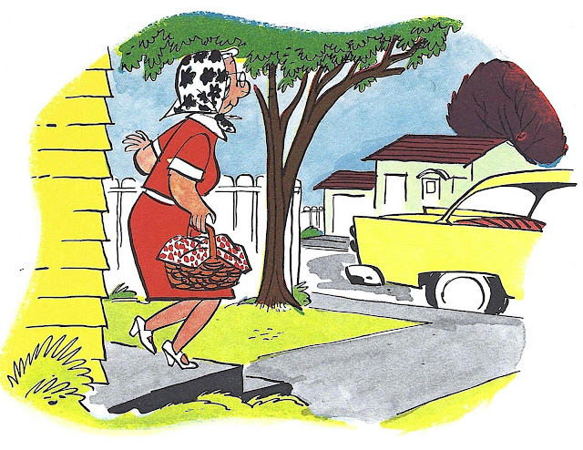 Lee Holley substituted for the original artist Hank Ketcham in this 1961 Dennis The Menace book
