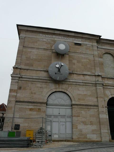 week-end à Besançon