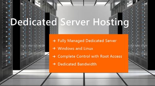 Dedicated server adalah c f