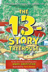 "Kid's Book Group Reads ""The 13-Story Treehouse"" for December 21, 2016"
