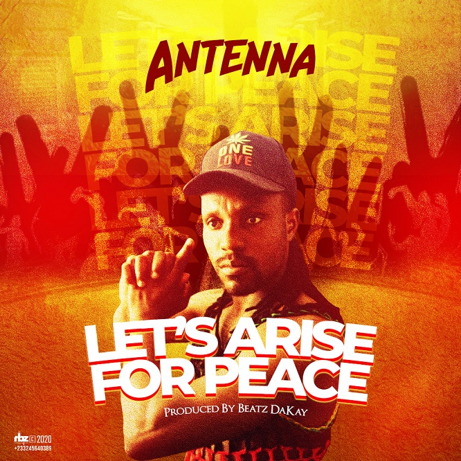 Antenna - Arise For Peace (Audio) MP3 Download