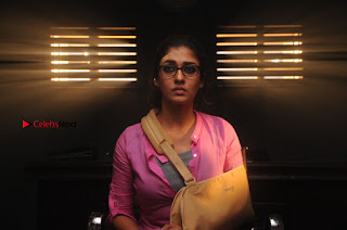 Actress Nayanthara Pos in Dora Movie  0004.JPG