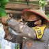 Kapolda Sumbar dan Gubernur Tinjau Perkebunan Milik Anggota Polri
