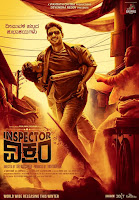 Inspector Vikram 2021 Hindi Dubbed 720p HDRip