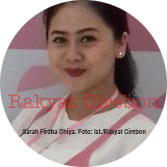 sarah senang jadi admin marketing grage group