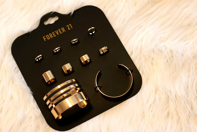 forever 21 ring set
