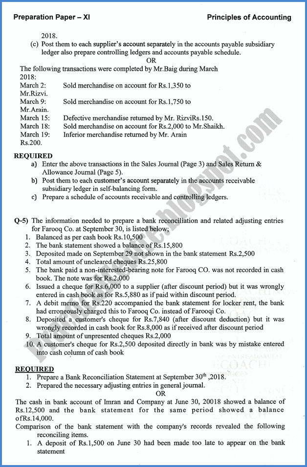 principles-of-accounting-xi-adamjee-coaching-guess-paper-2019-commerce-group
