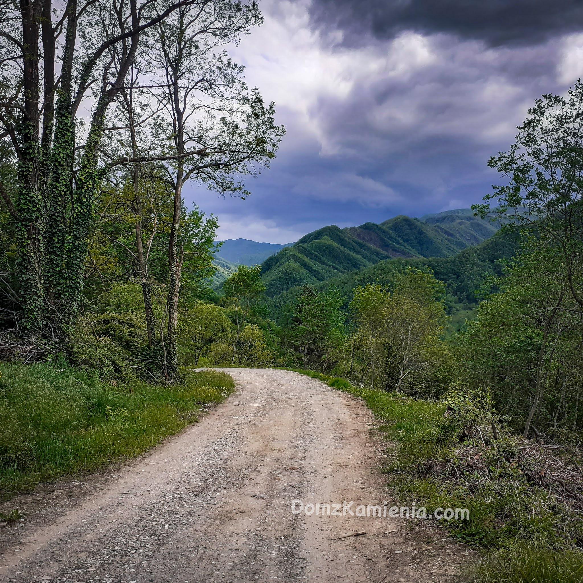Dom z Kamienia, blog o życiu w Toskanii, Biforco