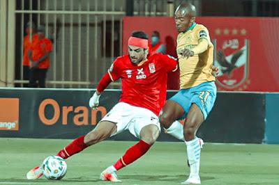 ملخص واهداف مباراة الاهلي وصن داونز (2-0) دوري ابطال افريقيا