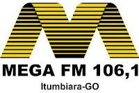 Rádio Mega FM de Itumbiara GO ao vivo