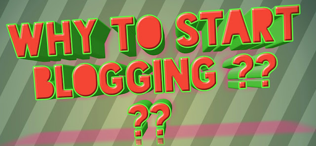why-to-start-blogging
