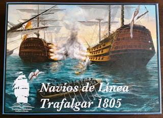 Navíos de linea trafalgar 1805