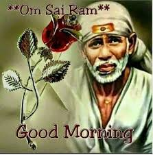 220 Good Morning Shirdi Sai Baba Images Sai Baba Photos Gallery