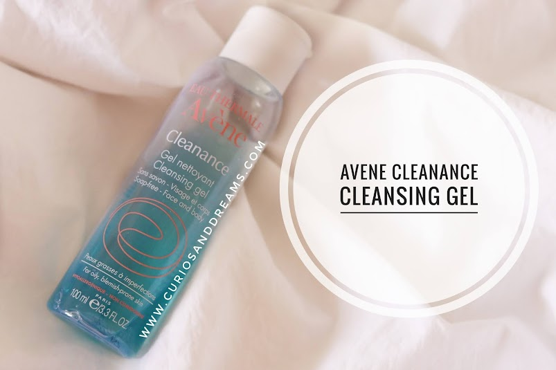Avene Cleanance Gel, Avene Cleanance Gel review, Avene Cleanance Gel india, avene face wash review