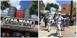 star wars launch bay hollywood studios 2016 stormtroopers