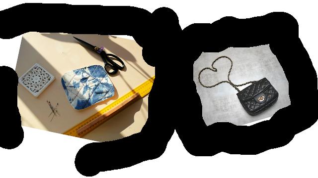 diy | how to stiffen handmade handbag | jak usztywnić torebkę