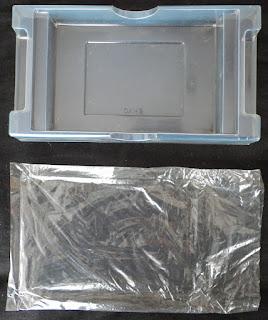 Romancing SaGa 3 - Plástico interno y bolsa