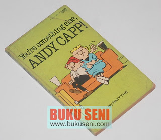 You're Something Else, Andy Capp! Reg Smythe