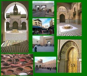 الدولة اﻹدريسية......أول دولة إسلامية في المغرب