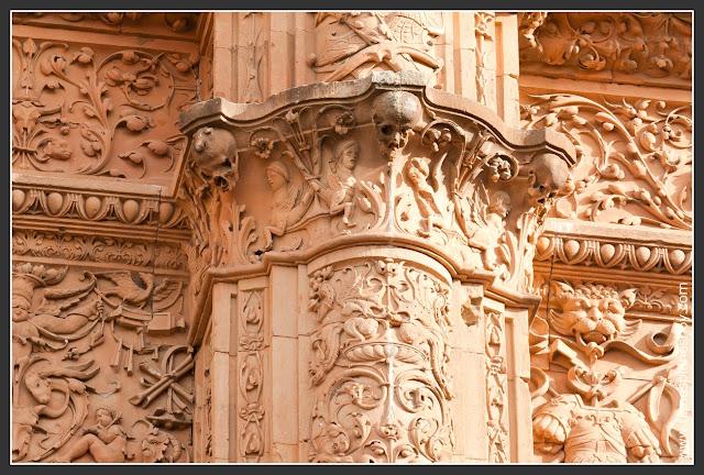 Rana de la Universidad de Salamanca