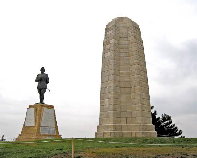 Çanakkale Conkbayırı'nda Atatürk'e Saygısızlık