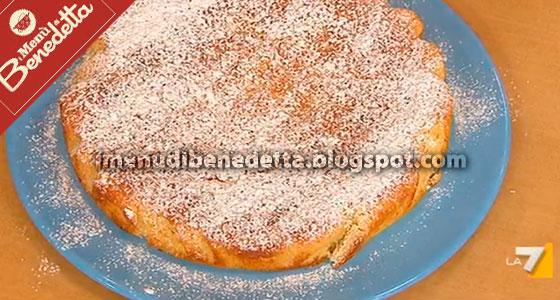 Torta Al Cocco La Ricetta Di Benedetta Parodi