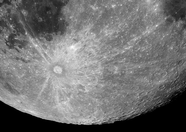 Cratera Tycho