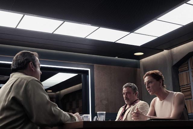 Eduard Fernández en 'Criminal' de Netflix