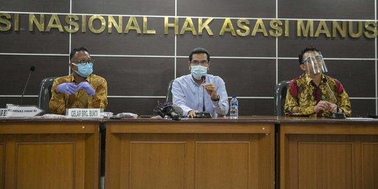 Komnas HAM Sebut Insiden di Tol Merupakan Saling Serang Laskar FPI dengan Polisi