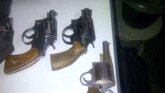 Polda Metro Jaya Tingkatkan Razia Senjata Api Ilegal
