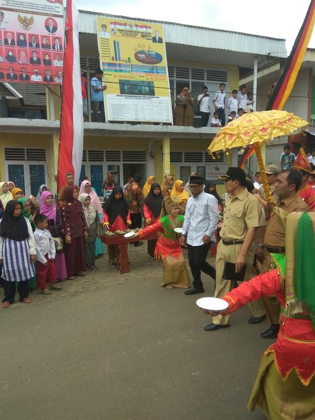 Masyarakat  Nagari Situjuah Batua  Antusias Sambut Tim  Penilaian  Dari Provinsi Sumatra Barat