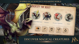 Fantastic Beasts Cases Mod