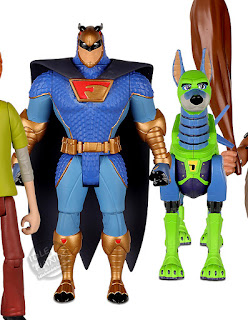 Basic Fun Scoob! Movie 6 inch Action Figures