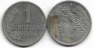 1 Cruzeiro, 1974